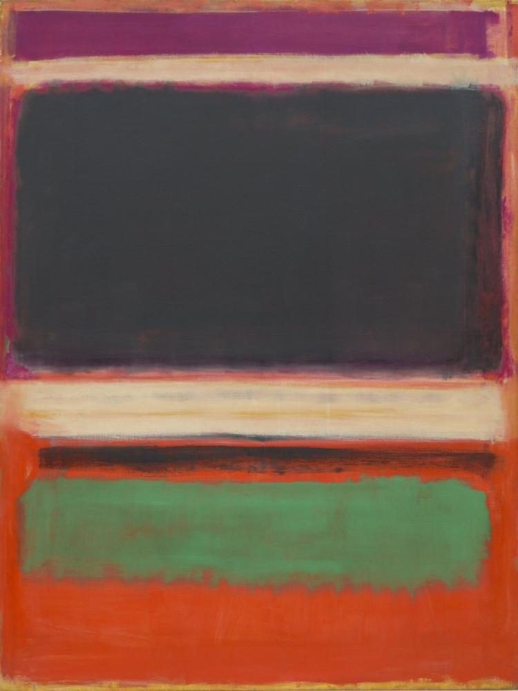 Mark Rothko No 61 Rust And Blue 1953 Color Field, Canvas, Mark Rothko, kanvas tablo, canvas print sales