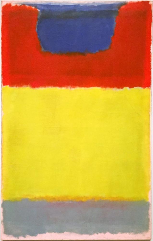 Mark Rothko No 56, Kanvas Tablo, Mark Rothko, kanvas tablo, canvas print sales