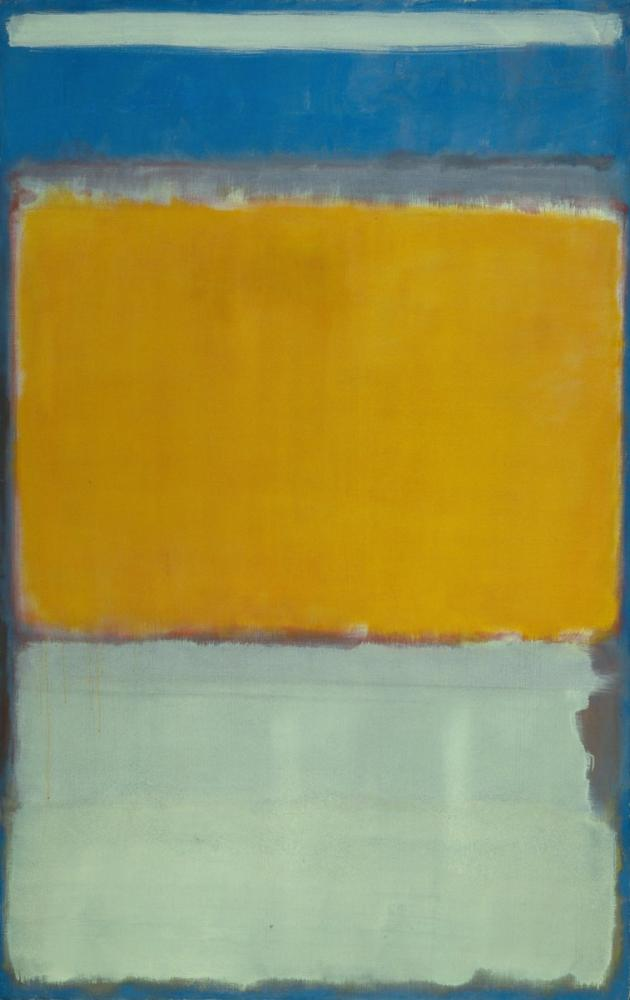 Mark Rothko No 10 1950, Canvas, Mark Rothko, kanvas tablo, canvas print sales