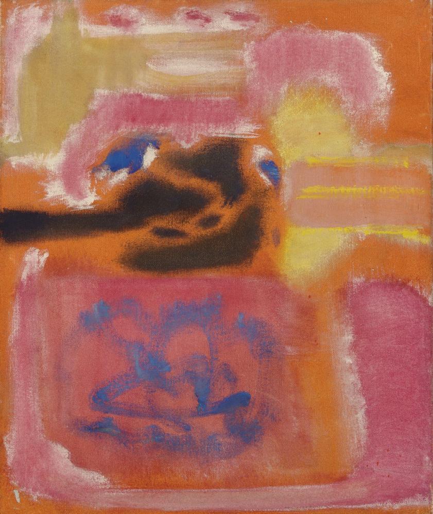 Mark Rothko No 9 1947, Canvas, Mark Rothko, kanvas tablo, canvas print sales