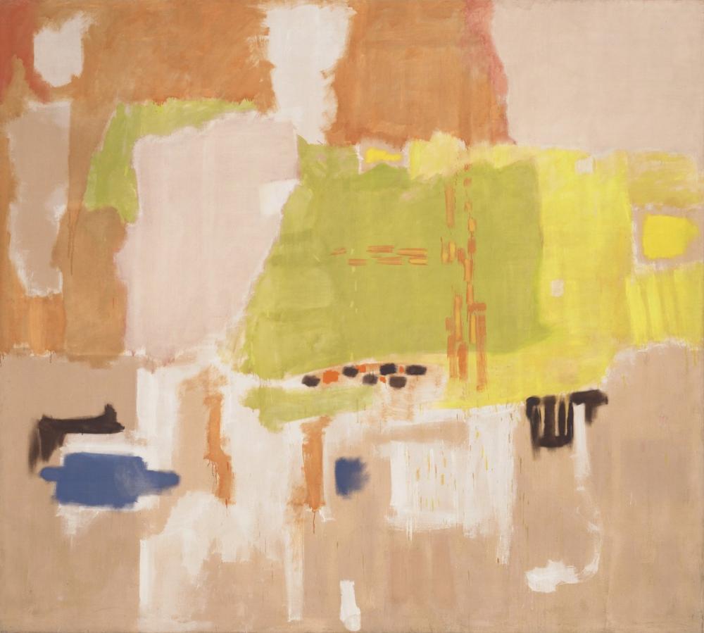 Mark Rothko No 1 İsimsiz, Kanvas Tablo, Mark Rothko, kanvas tablo, canvas print sales