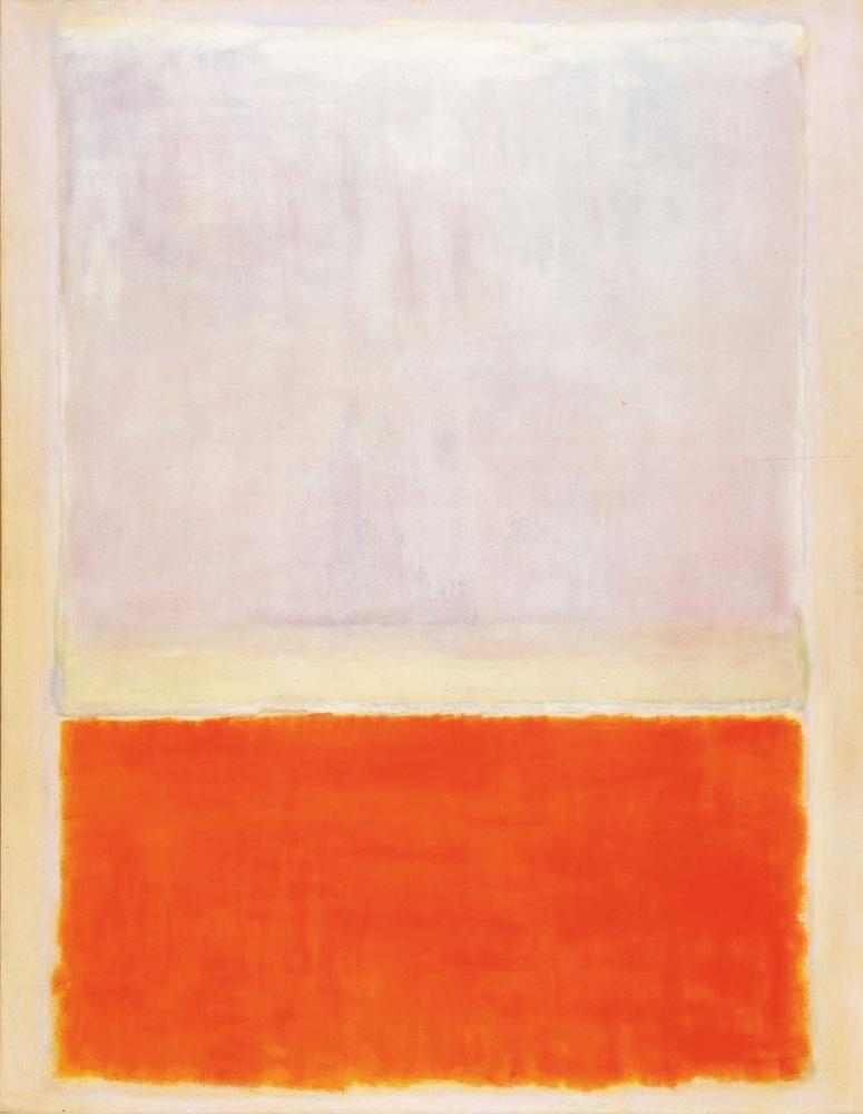 Mark Rothko Dartmouth Hood, Kanvas Tablo, Mark Rothko, kanvas tablo, canvas print sales