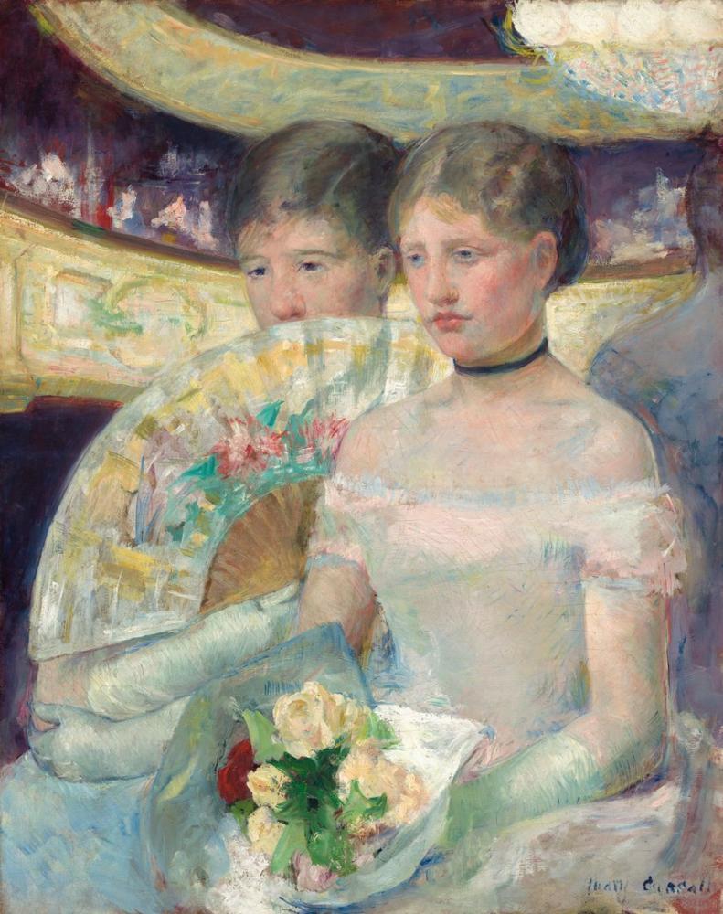 Mary Cassatt, Loca, Kanvas Tablo, Mary Cassatt, kanvas tablo, canvas print sales