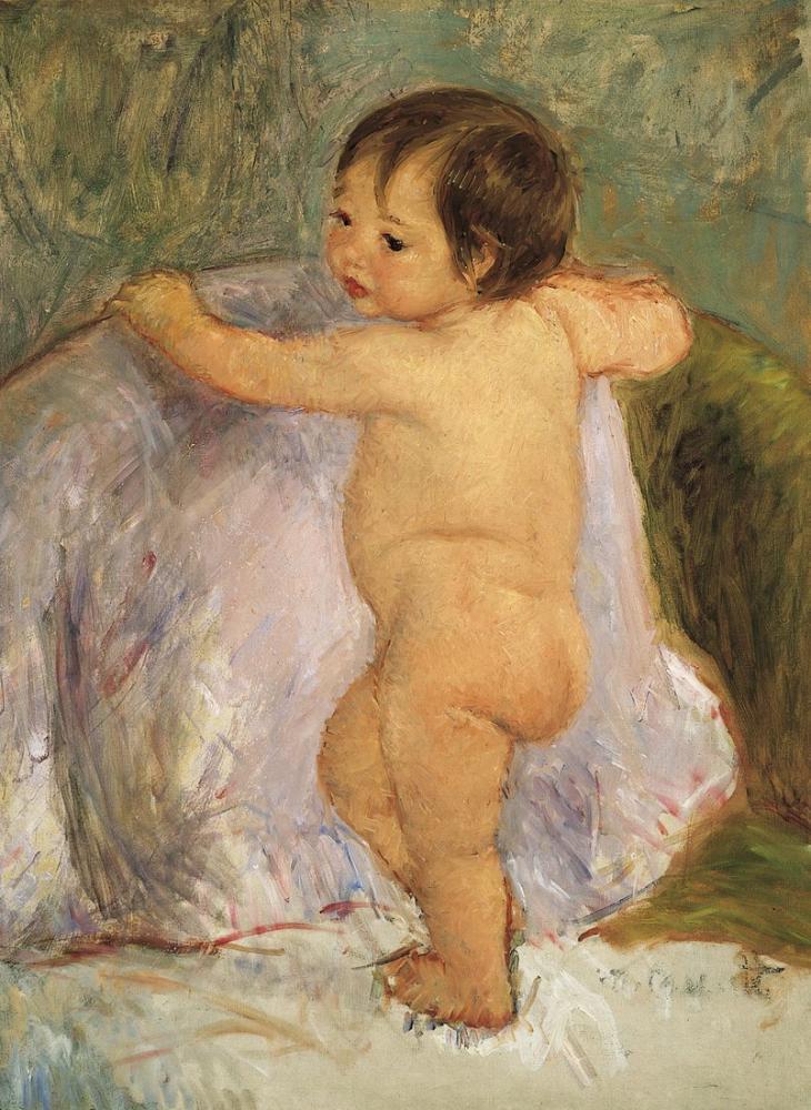 Mary Cassatt, The Child, Canvas, Mary Cassatt, kanvas tablo, canvas print sales