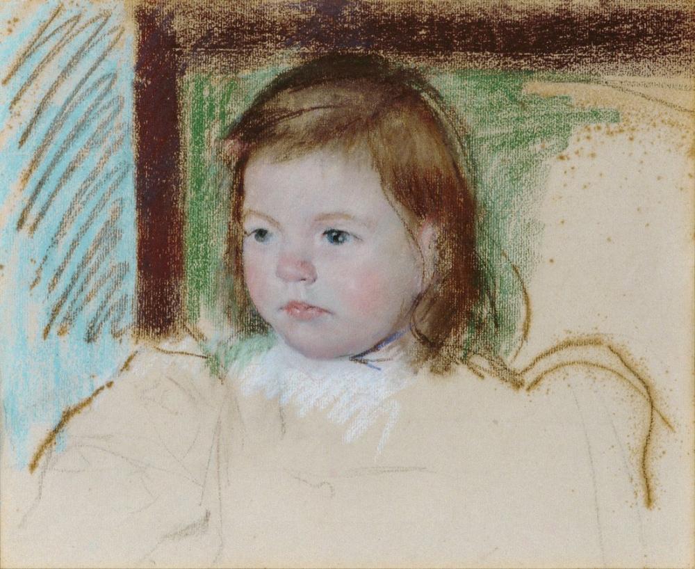 Mary Cassatt, Ellen, Canvas, Mary Cassatt, kanvas tablo, canvas print sales