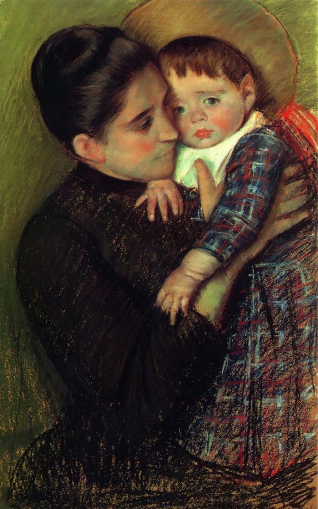 Mary Cassatt, Mary Helene de Septeuil, Canvas, Mary Cassatt, kanvas tablo, canvas print sales