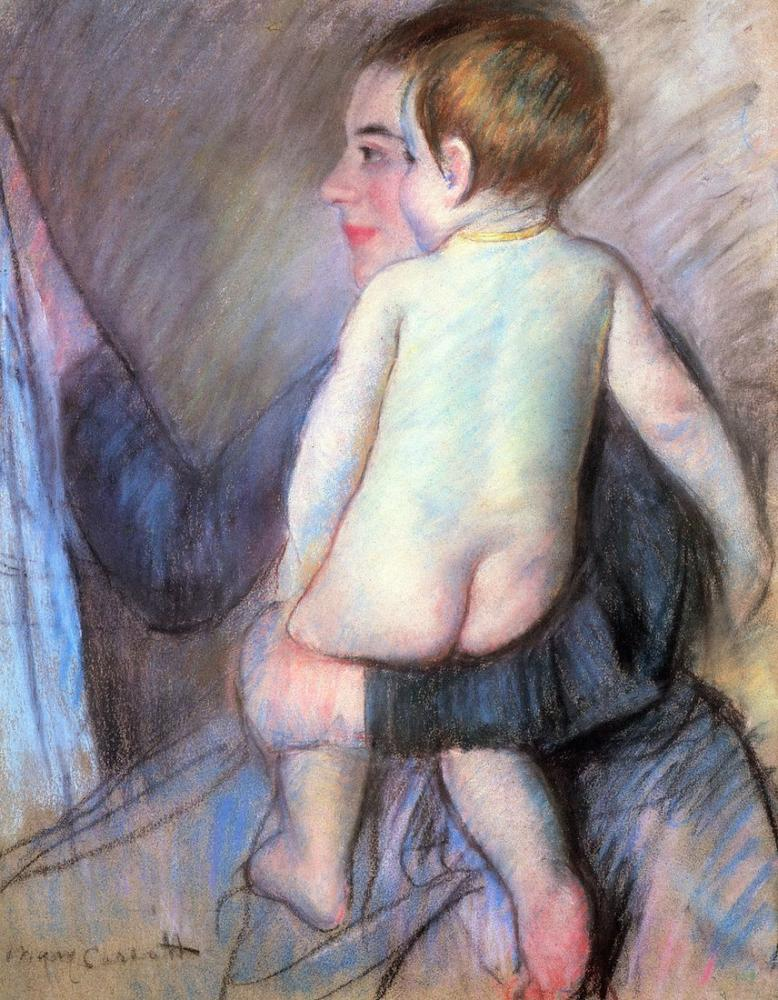 Mary Cassatt, Penceredeki Mary, Kanvas Tablo, Mary Cassatt, kanvas tablo, canvas print sales