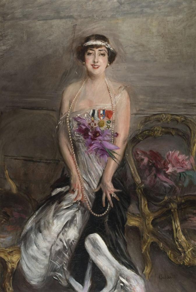 Mary Cassatt, Madam Michelham, Kanvas Tablo, Mary Cassatt, kanvas tablo, canvas print sales