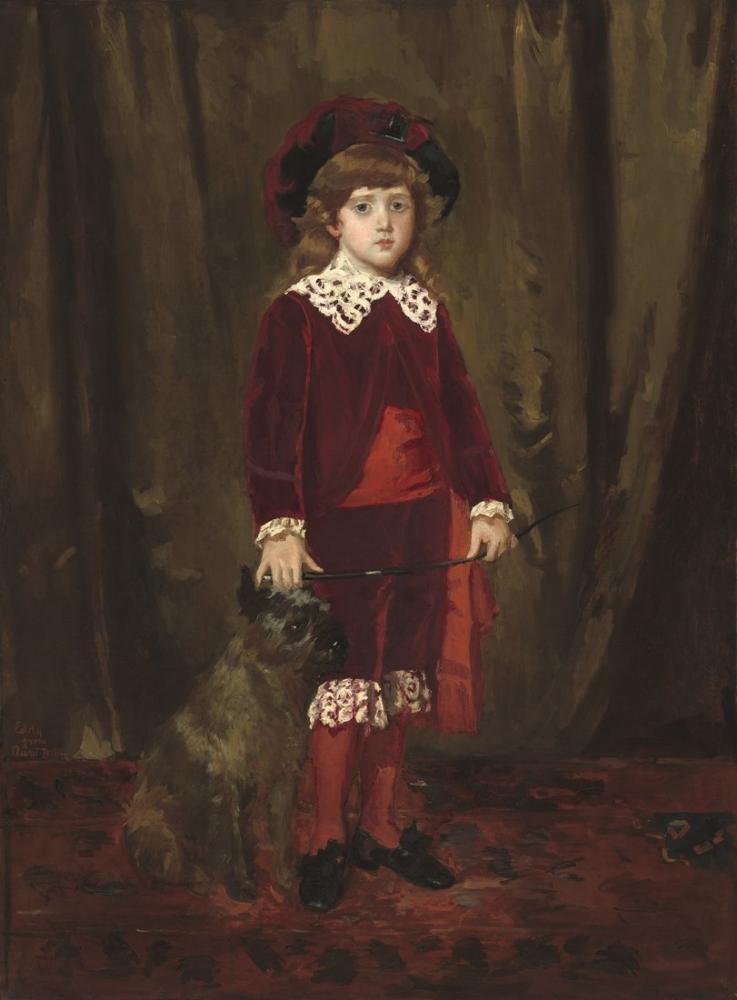 Mary Cassatt, Eddy Edward Buchanan, Kanvas Tablo, Mary Cassatt, kanvas tablo, canvas print sales