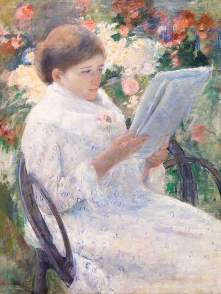 Mary Cassatt, Art Institute of Chicago, Canvas, Mary Cassatt, kanvas tablo, canvas print sales