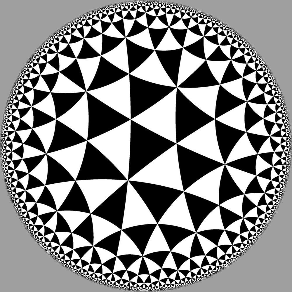 Maurits Cornelis Escher Circle Limit, Canvas, Maurits Cornelis Escher, kanvas tablo, canvas print sales