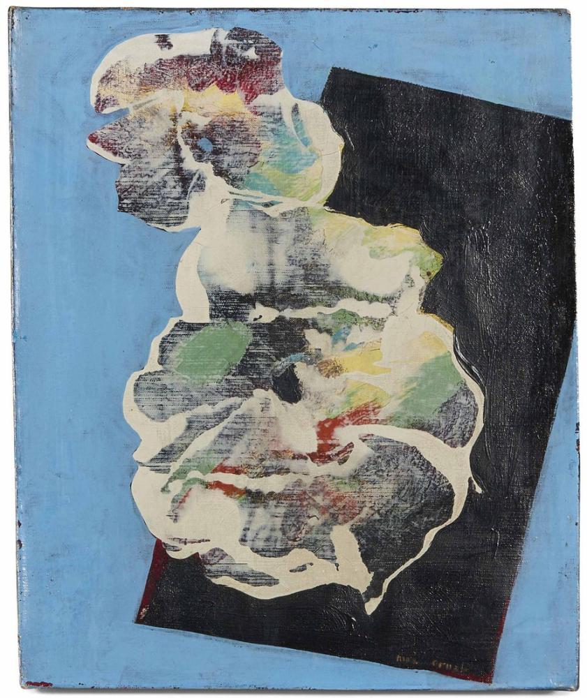Max Ernst Fleur Coquillage, Canvas, Max Ernst, kanvas tablo, canvas print sales