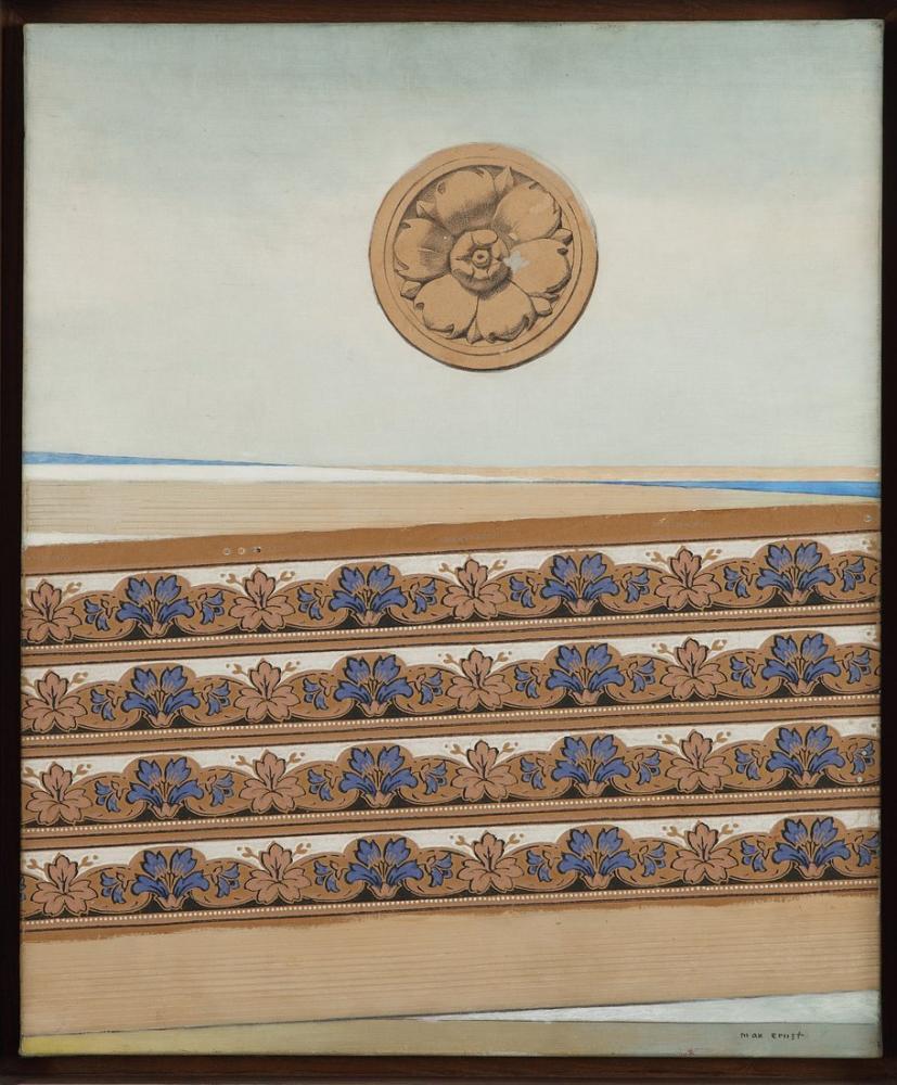 Max Ernst Mer Et Soleil, Figure, Max Ernst, kanvas tablo, canvas print sales