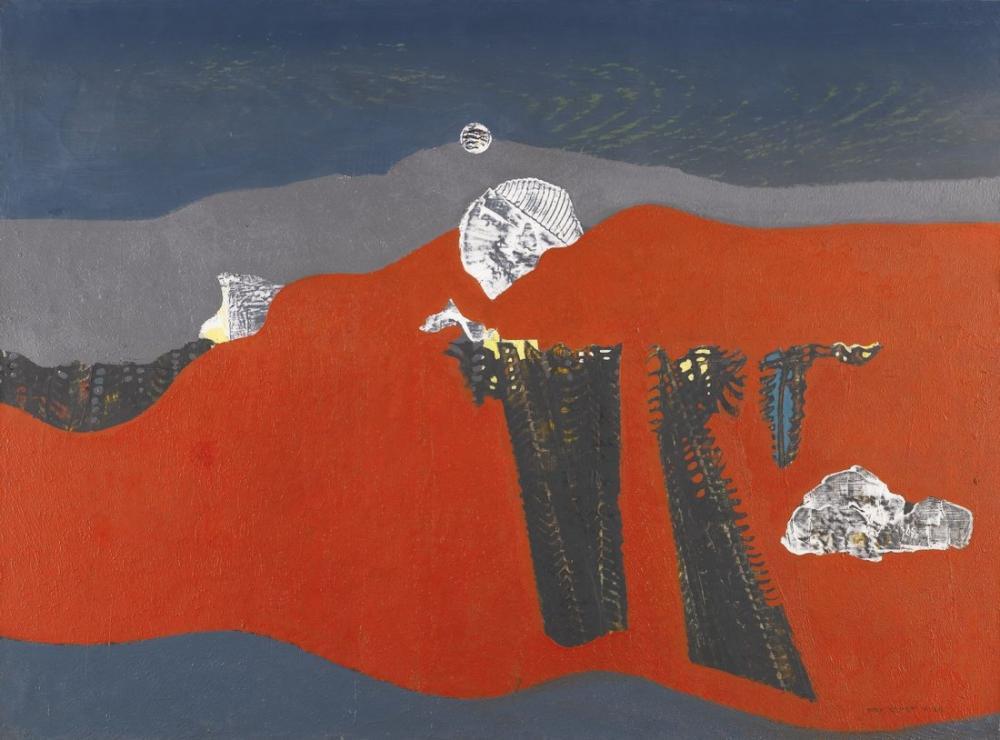 Max Ernst Fleur Coquillages, Canvas, Max Ernst, kanvas tablo, canvas print sales