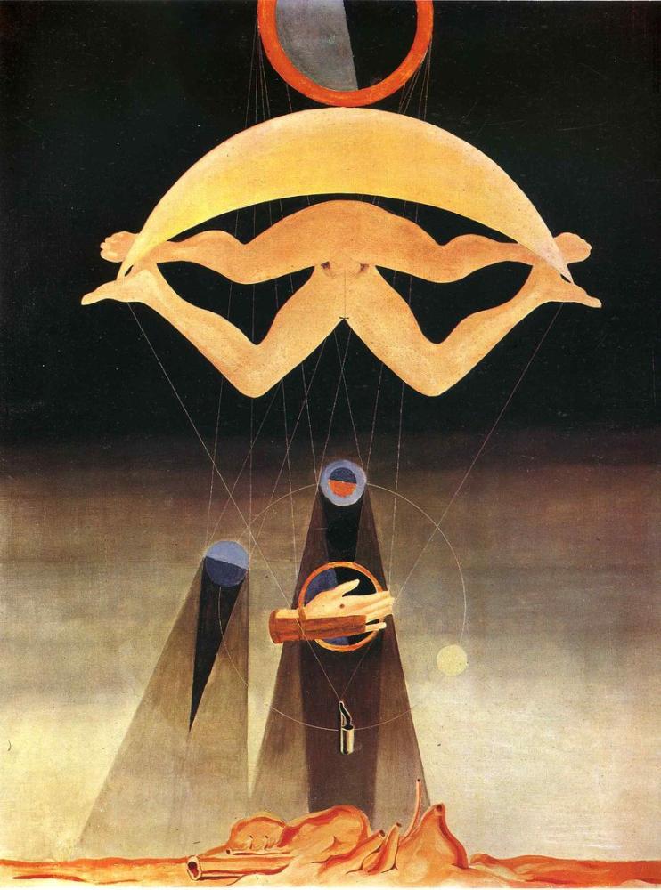 Max Ernst Men Shall Know Nothing, Canvas, Max Ernst, kanvas tablo, canvas print sales