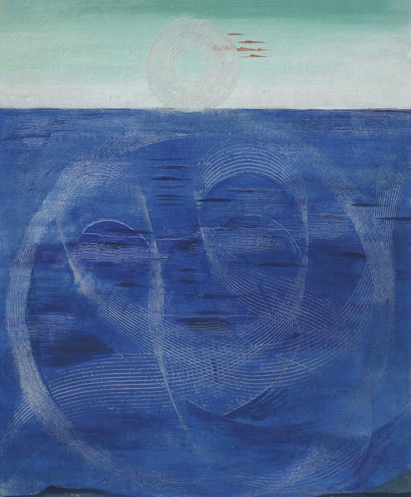 Max Ernst Deniz, Kanvas Tablo, Max Ernst, kanvas tablo, canvas print sales