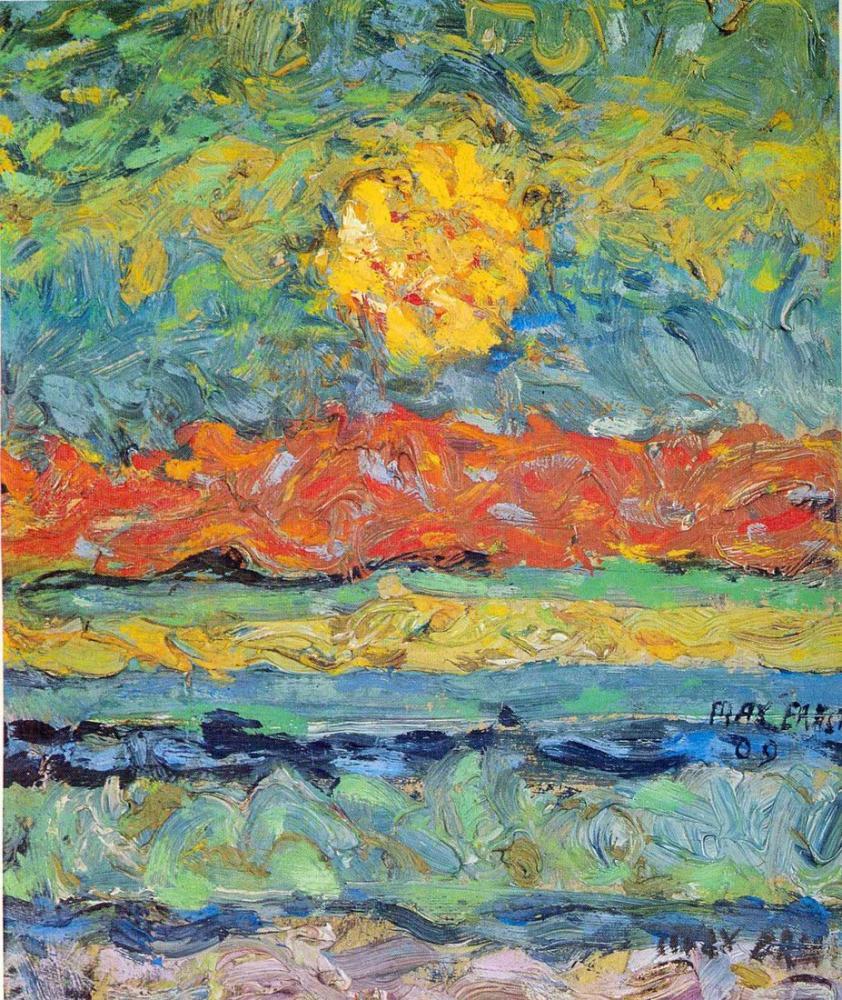 Max Ernst Manzara, Kanvas Tablo, Max Ernst, kanvas tablo, canvas print sales