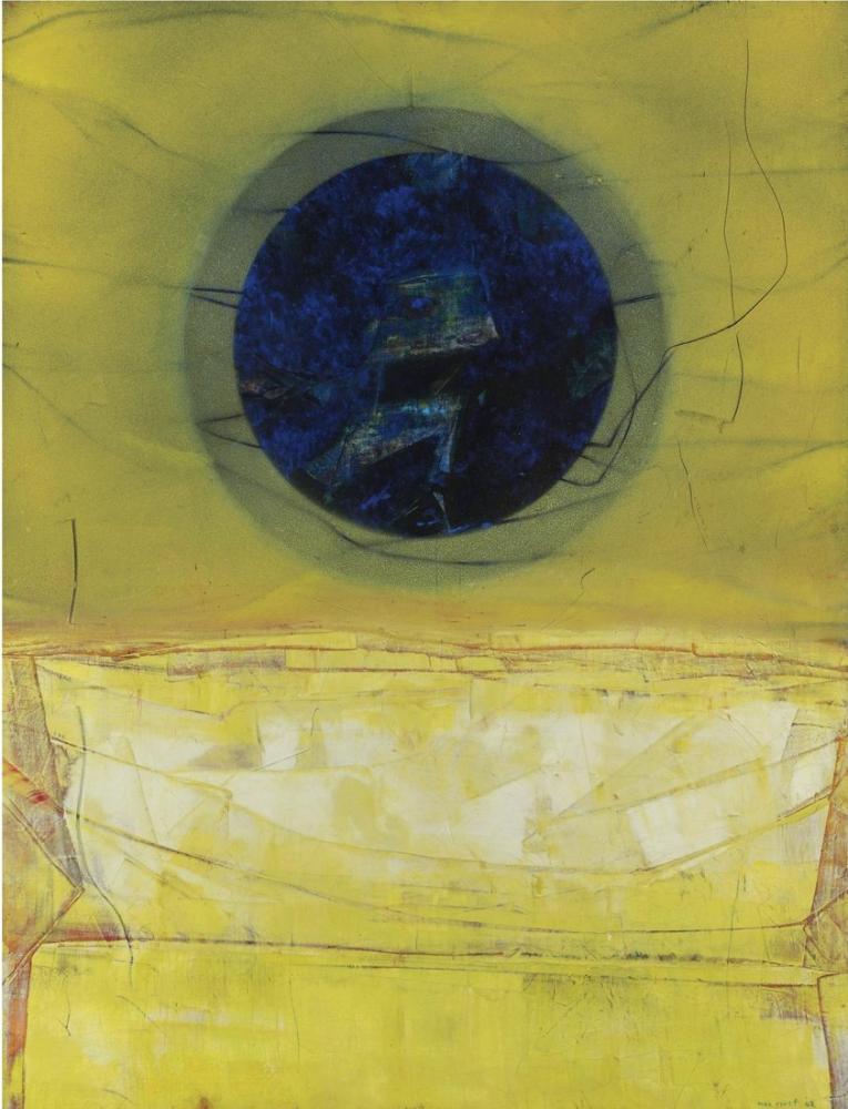 Max Ernst Cennet Ve Yeryüzünün Evliliği, Kanvas Tablo, Max Ernst, kanvas tablo, canvas print sales