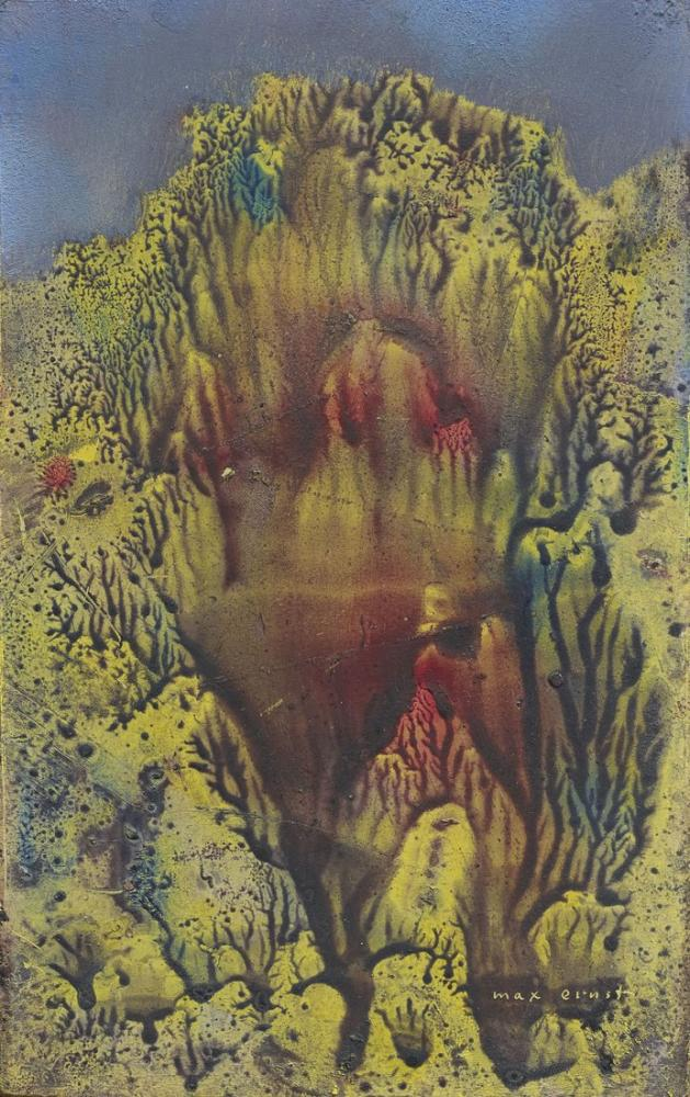 Max Ernst İsimsiz, Kanvas Tablo, Max Ernst, kanvas tablo, canvas print sales