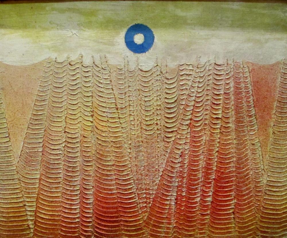 Max Ernst Forest And Sun, Figure, Max Ernst, kanvas tablo, canvas print sales