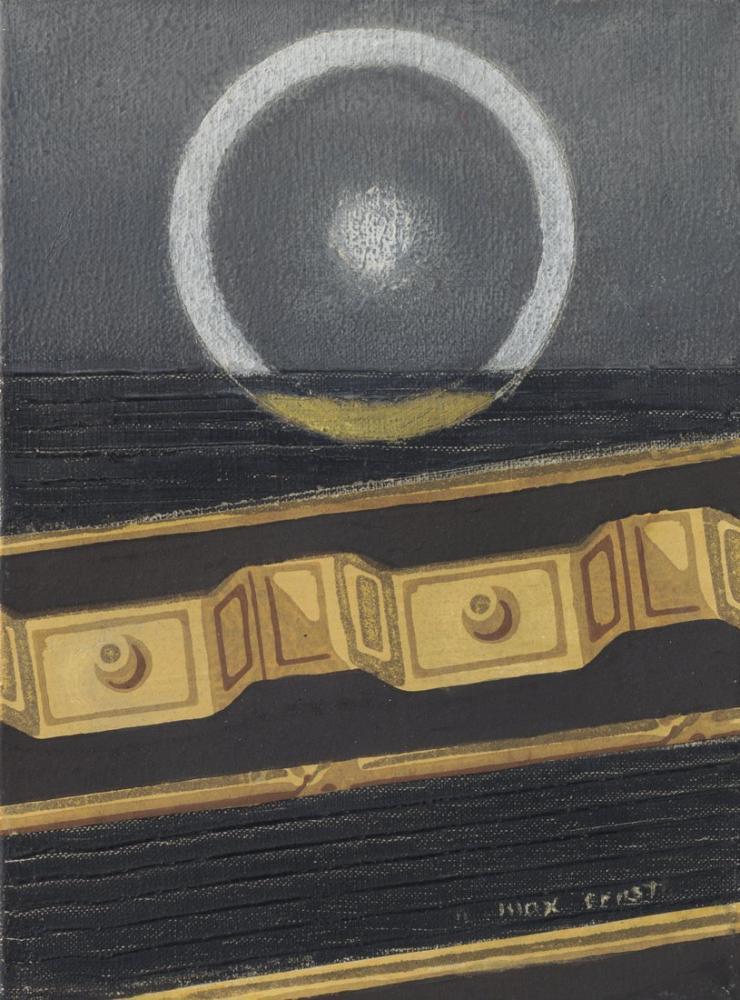 Max Ernst Deniz Ve Güneş, Figür, Max Ernst, kanvas tablo, canvas print sales