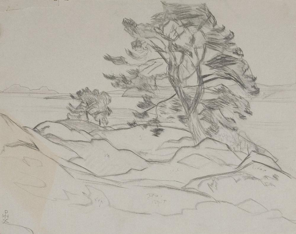 Nicholas Roerich, Sketch for Sons of Heaven, Canvas, Nicholas Roerich, kanvas tablo, canvas print sales