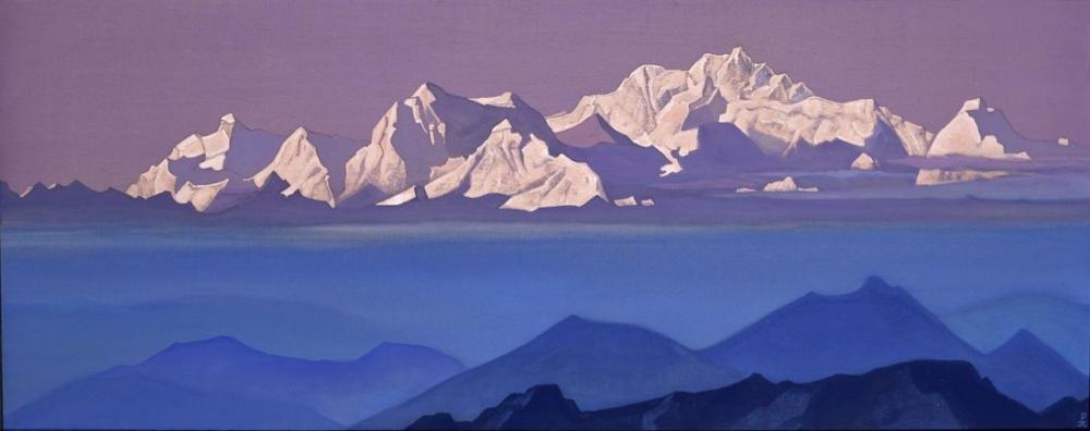 Nicholas Roerich, Bonhams, Canvas, Nicholas Roerich, kanvas tablo, canvas print sales
