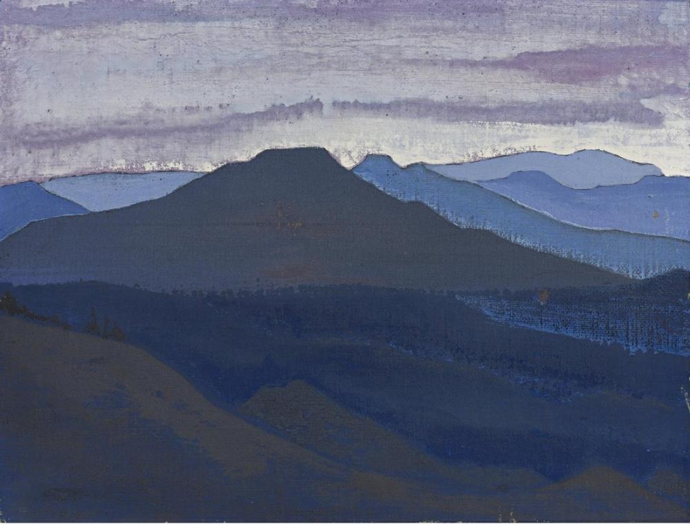 Nicholas Roerich, Tarbagatai, Canvas, Nicholas Roerich, kanvas tablo, canvas print sales