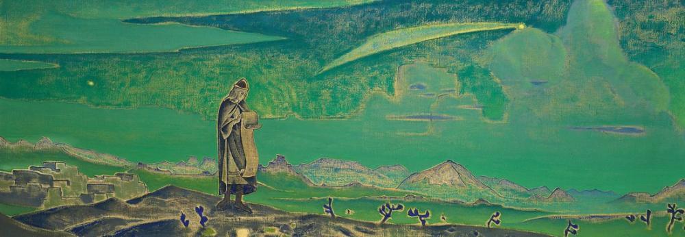 Nicholas Roerich, Mesih Serisi, Kanvas Tablo, Nicholas Roerich, kanvas tablo, canvas print sales