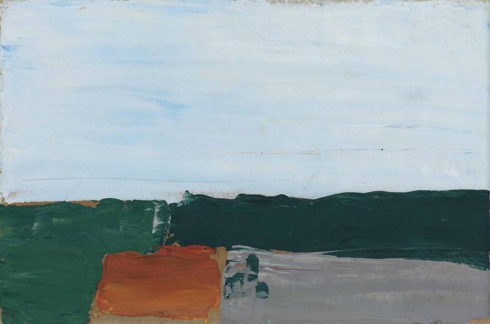 Nicolas De Stael Gentilly, Kanvas Tablo, Nicolas de Staël, kanvas tablo, canvas print sales