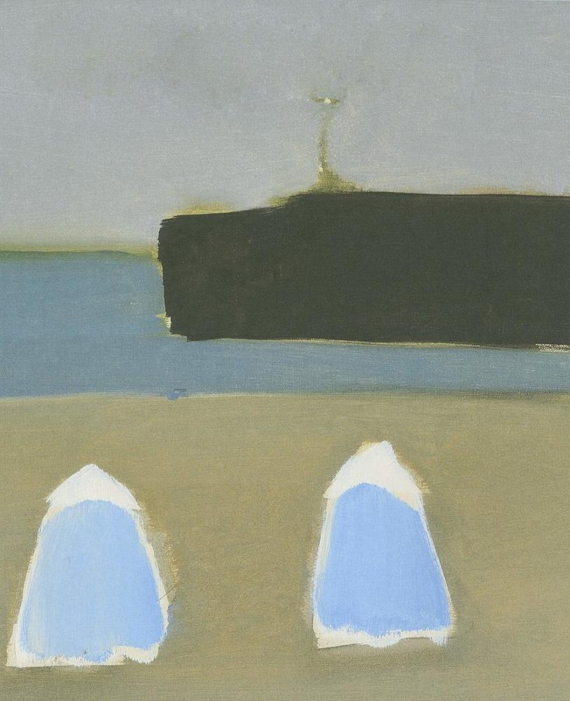 Nicolas De Stael Beton, Kanvas Tablo, Nicolas de Staël, kanvas tablo, canvas print sales