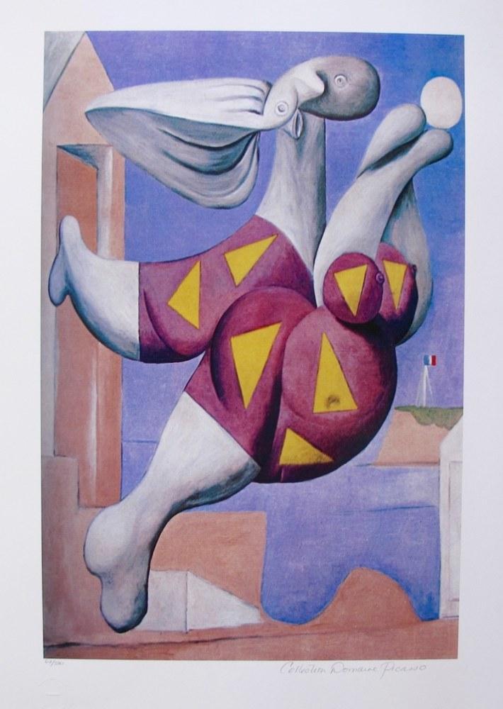 35x50, 50x70 70x100 Dikey Şablon, Figür, Joan Miro, kanvas tablo, canvas print sales