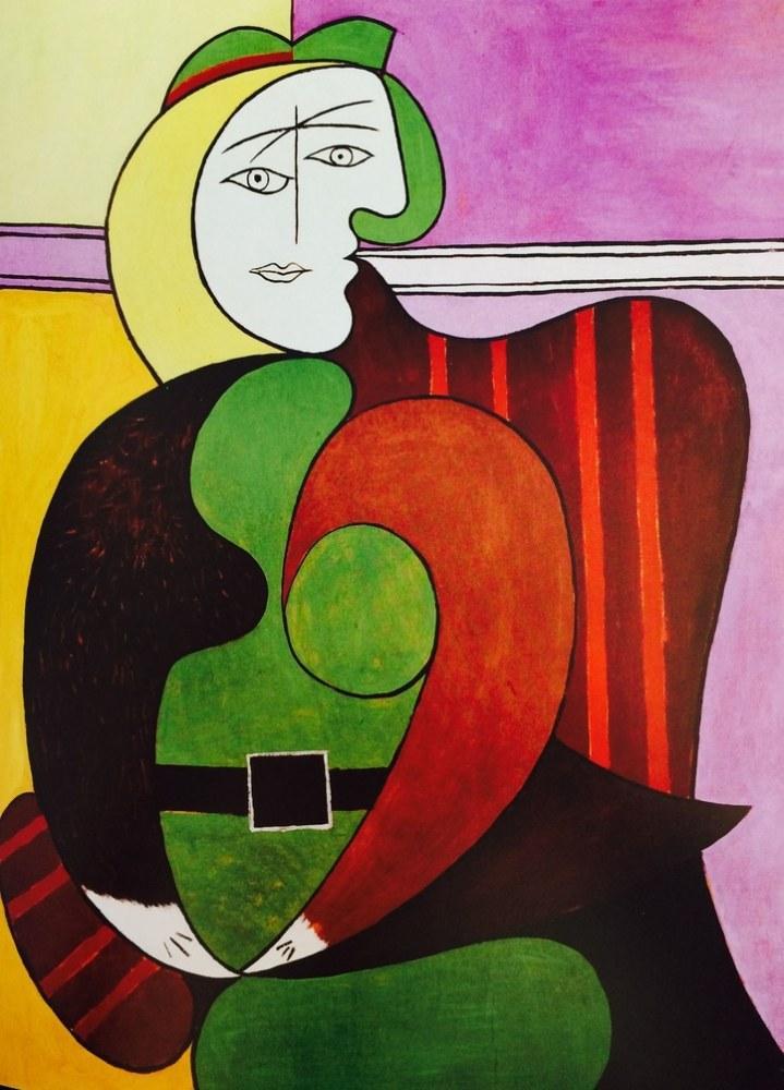 35x50, 50x70 70x100 Dikey Şablon, Figure, Joan Miro, kanvas tablo, canvas print sales