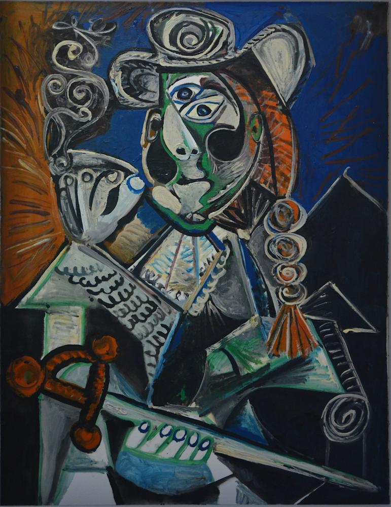 Pablo Picasso, Matador, Figür, Pablo Picasso, kanvas tablo, canvas print sales