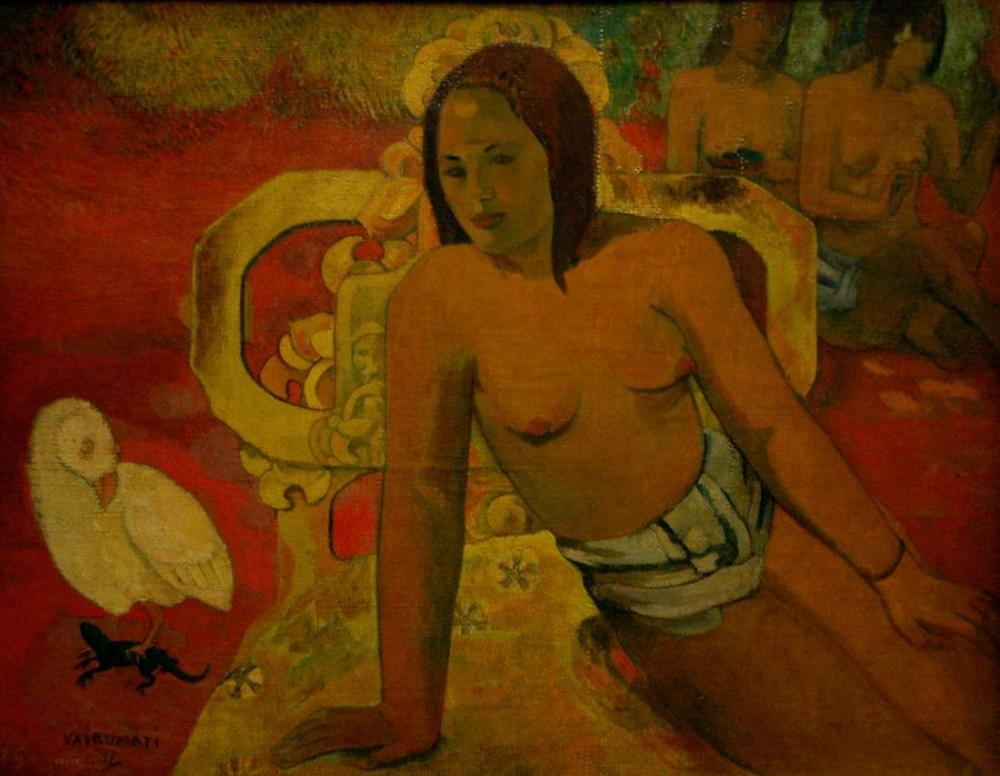 Vairumati- Paul Gauguin, Canvas, Paul Gauguin, kanvas tablo, canvas print sales