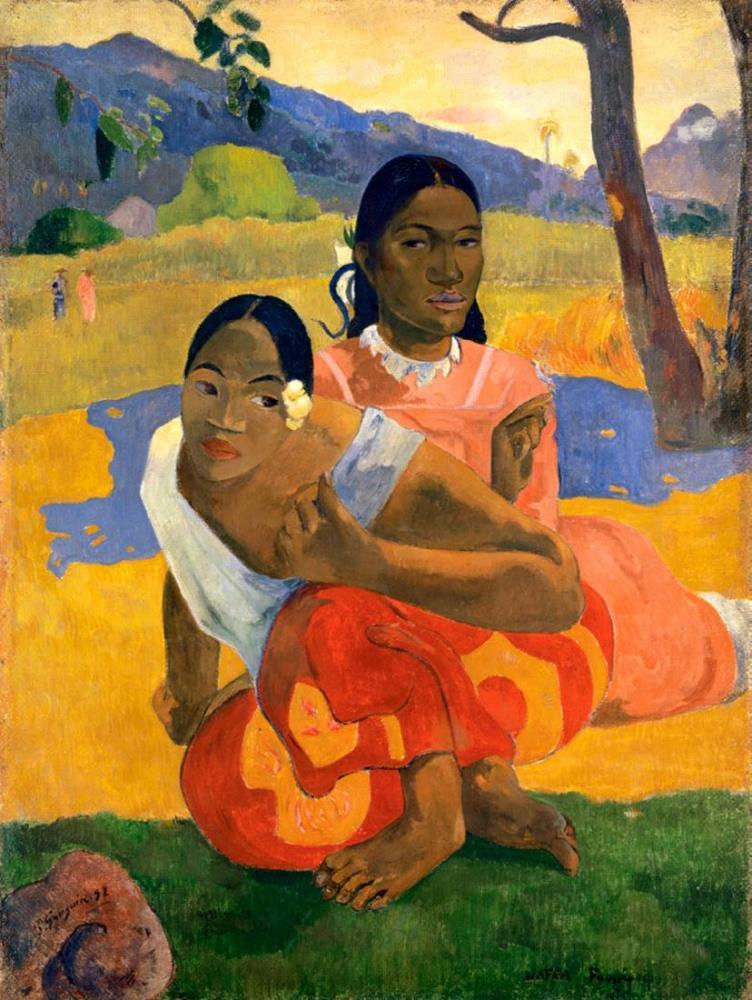 When Will You Marry? Paul Gauguin, Canvas, Paul Gauguin, kanvas tablo, canvas print sales