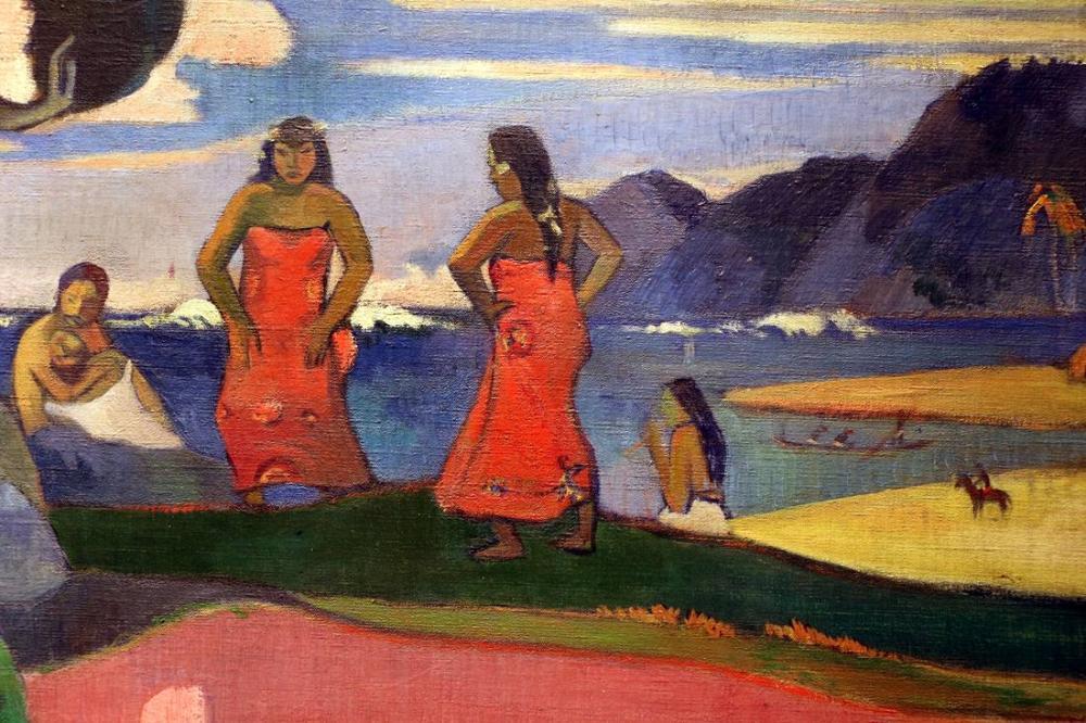 God s day Paul Gauguin, Canvas, Paul Gauguin, kanvas tablo, canvas print sales