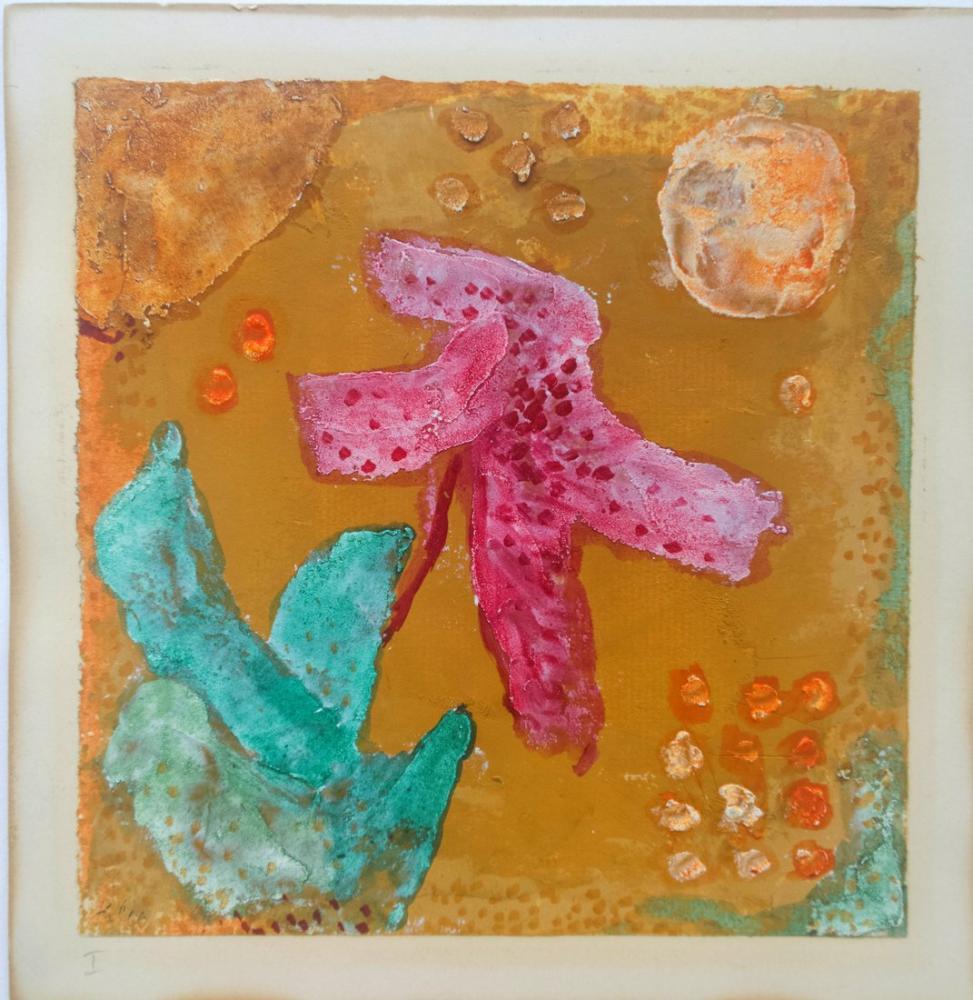 Paul Klee Flower, Canvas, Paul Klee, kanvas tablo, canvas print sales
