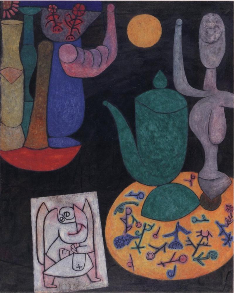Paul Klee Last Still Life, Canvas, Paul Klee, kanvas tablo, canvas print sales