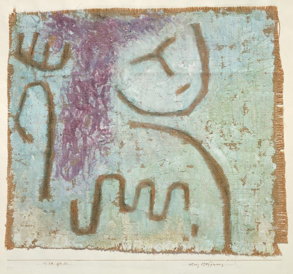 Paul Klee Küçük Umut, Kanvas Tablo, Paul Klee, kanvas tablo, canvas print sales