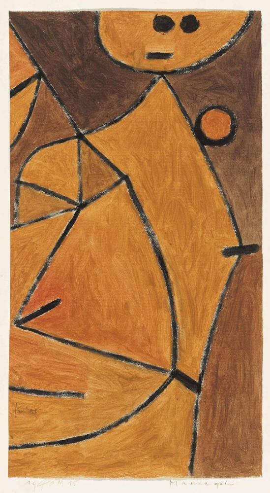 Paul Klee Mannequin, Figure, Paul Klee, PK211