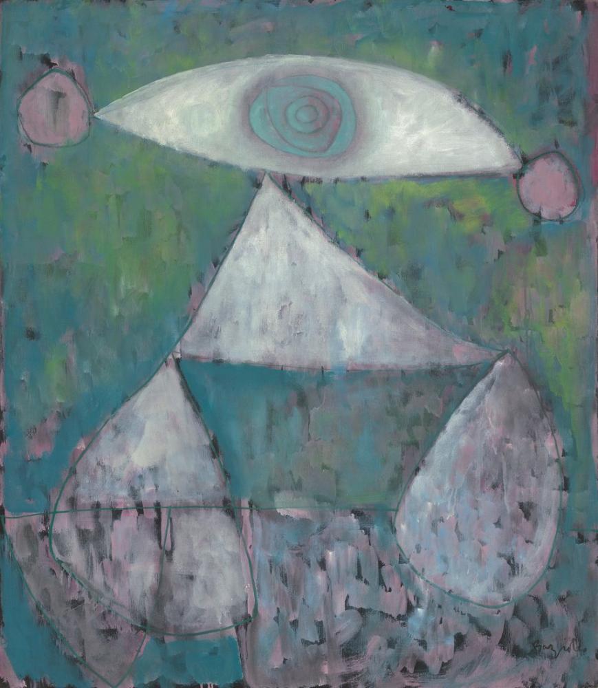 Paul Klee Pierrot, Canvas, Paul Klee, kanvas tablo, canvas print sales