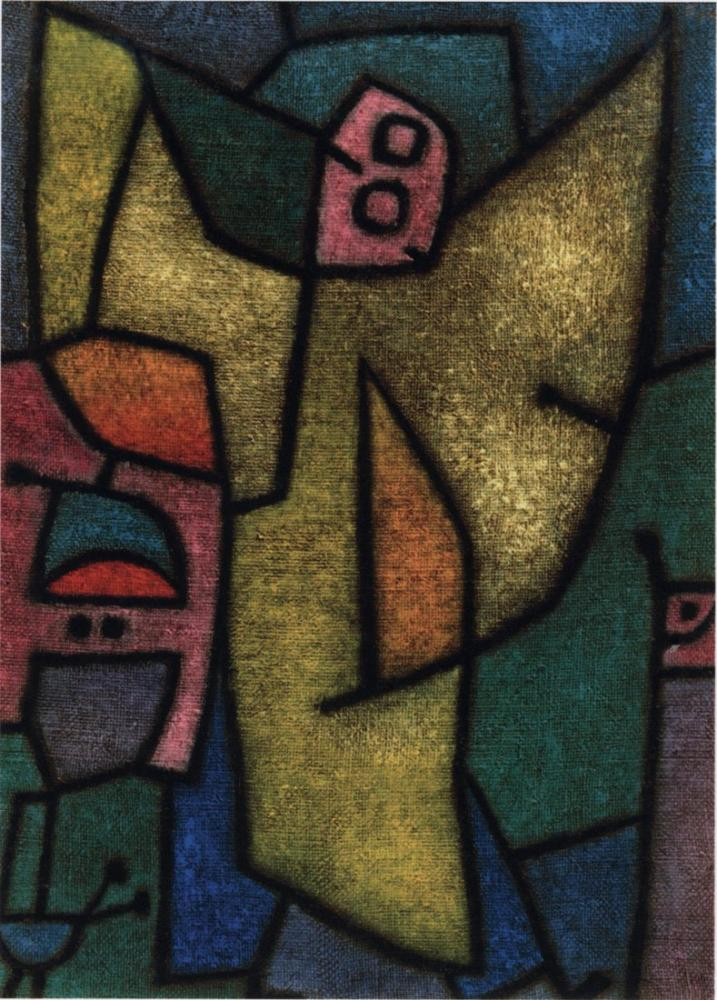 Paul Klee Angelus Militans, Canvas, Paul Klee, kanvas tablo, canvas print sales
