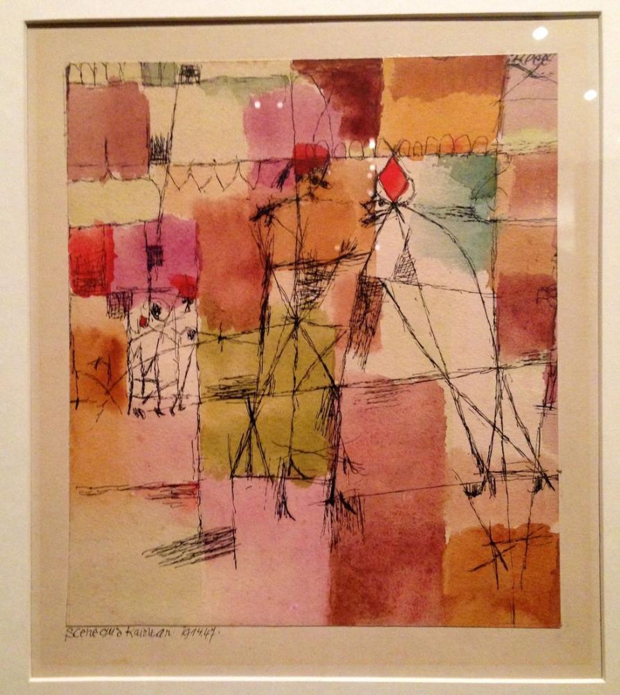 Paul Klee Tunus Gezisi, Kanvas Tablo, Paul Klee, kanvas tablo, canvas print sales