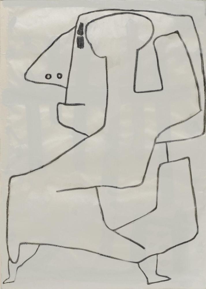 Paul Klee Başlıksız Circa, Kanvas Tablo, Paul Klee, kanvas tablo, canvas print sales