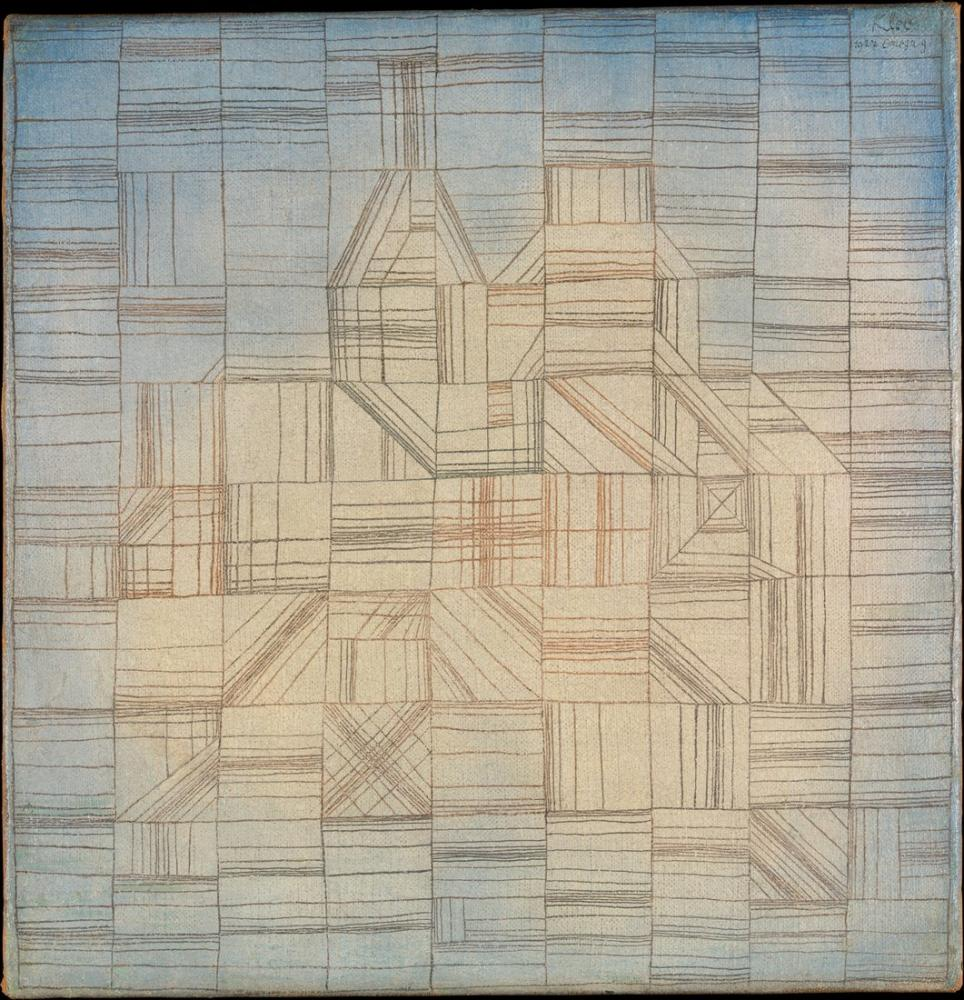 Paul Klee Varyasyonlar, Kanvas Tablo, Paul Klee, kanvas tablo, canvas print sales