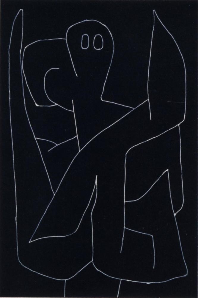 Paul Klee Dikkatli Melek, Kanvas Tablo, Paul Klee, kanvas tablo, canvas print sales
