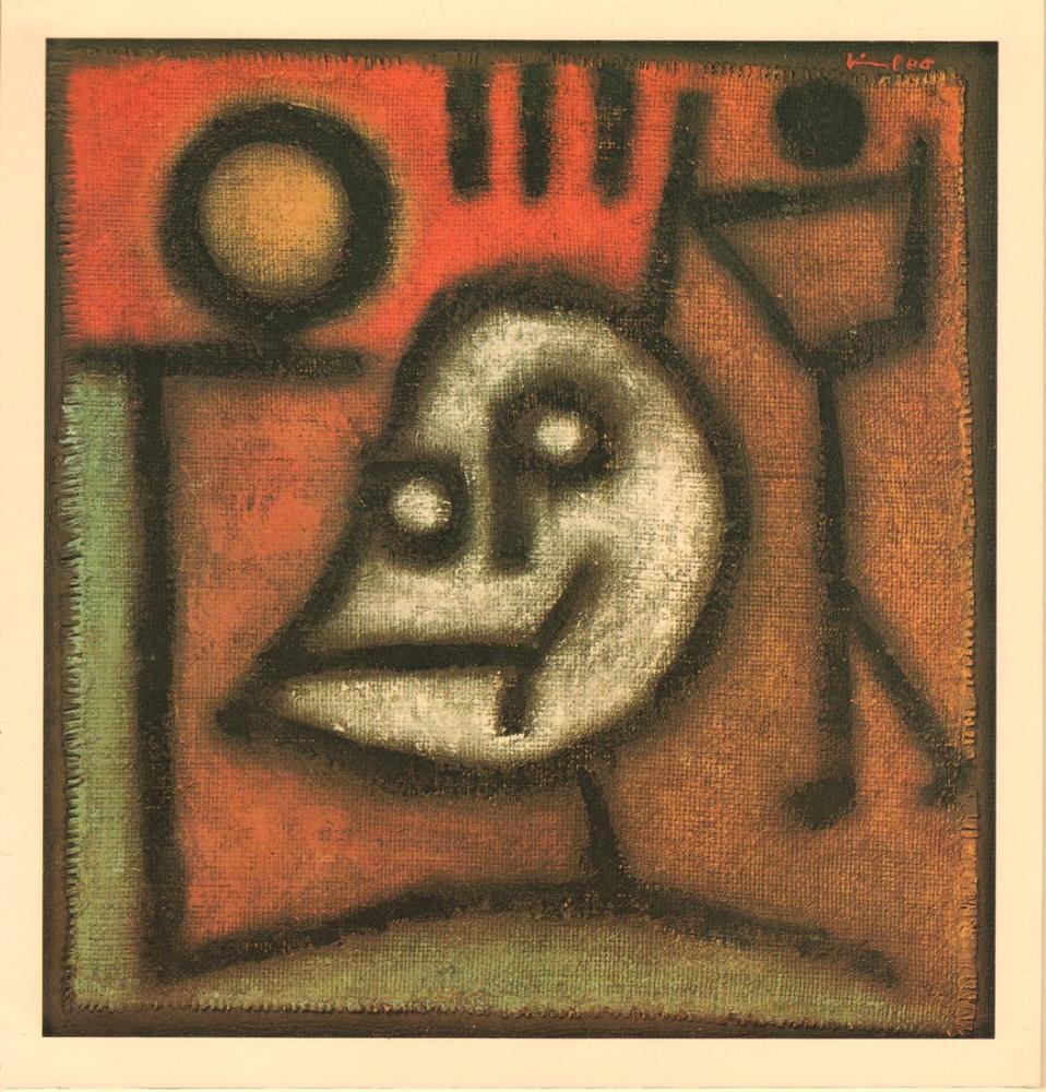 Paul Klee Death And Fire, Canvas, Paul Klee, kanvas tablo, canvas print sales