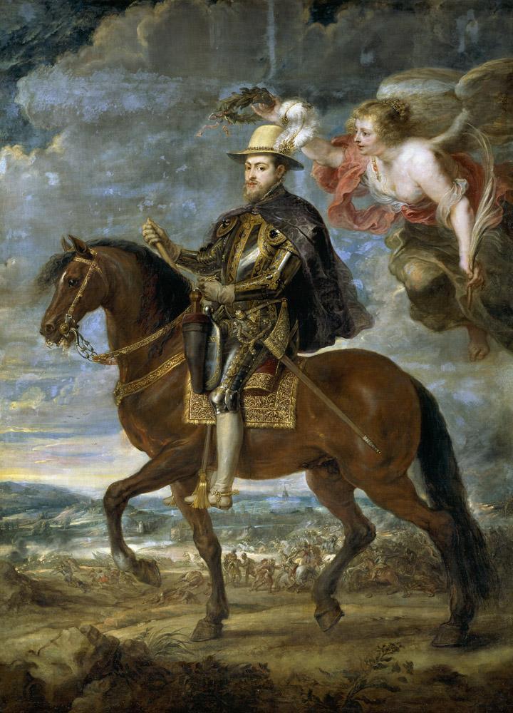 Peter Paul Rubens Philip II, Canvas, Peter Paul Rubens, kanvas tablo, canvas print sales