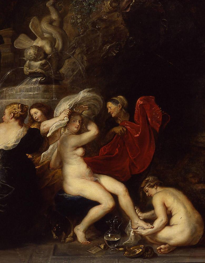 Peter Paul Rubens Bath of Diana, Canvas, Peter Paul Rubens, kanvas tablo, canvas print sales